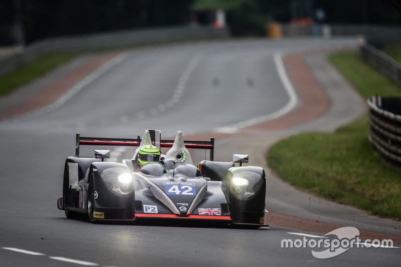 #42 Strakka Racing - LMP2