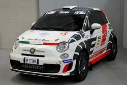 Rally Italia Talent 500 Abarth R3T
