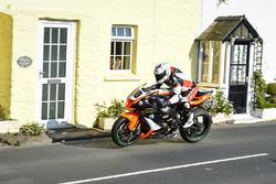 Saturday Superbike race