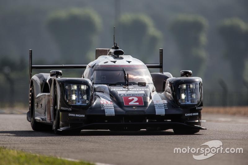 #2 Porsche Team - LMP1
