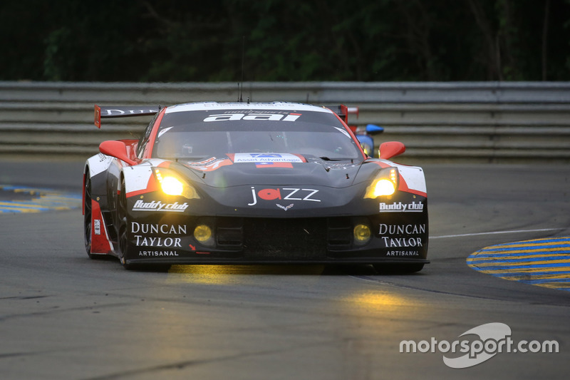 Nachrücker (LMGTE Am): #57 Team AAI Chevrolet, Corvette C7-R
