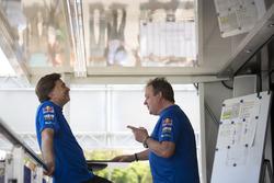 Jost Capito, Ralf Arneke, Volkswagen Motorsport