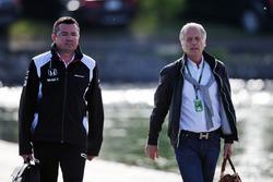 Eric Boullier, McLaren Director