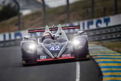 24 uur van Le Mans testdag