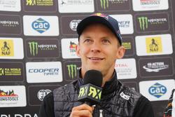 Pressekonferenz: Mattias Ekström, EKS RX