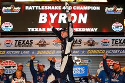 Sieger William Byron, Kyle Busch Motorsports, Toyota