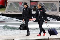 Естебан Окон, тест-пілот Renault Sport F1 Team