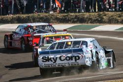 Laureano Campanera, Donto Racing Chevrolet, Mathias Nolesi, Nolesi Competicion Ford, Matias Jalaf, Catalan Magni Motorsport Ford