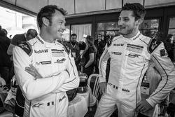 #91 Porsche Motorsport, Porsche 911 RSR: Patrick Pilet and Kevin Estre