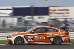 #109 Racing Team Holland by Ekris Motorsport, Ekris M4 GT4: Ricardo van der Ende, Bernhard van Oranje