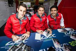 #8 Audi Sport Team Joest Audi R18: Oliver Jarvis, Loic Duval, Lucas di Grassi