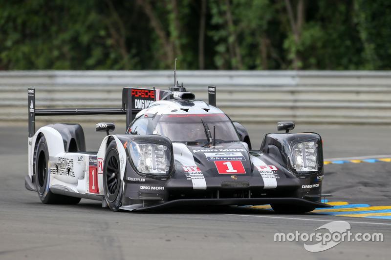 2. LMP1: #1 Porsche Team, Porsche 919 Hybrid