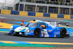 Тома Лоран, Александр Кугно, #85 DC Racing Ligier JPS3 - Nissan