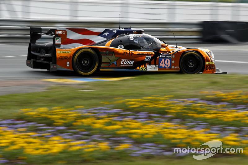 14: #49 Michael Shank Racing Ligier JS P2 Honda: John Pew, Oswaldo Negri, Laurens Vanthoor