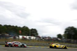 #71 AF Corse, Ferrari 488 GTE: Davide Rigon, Sam Bird, Andrea Bertolini