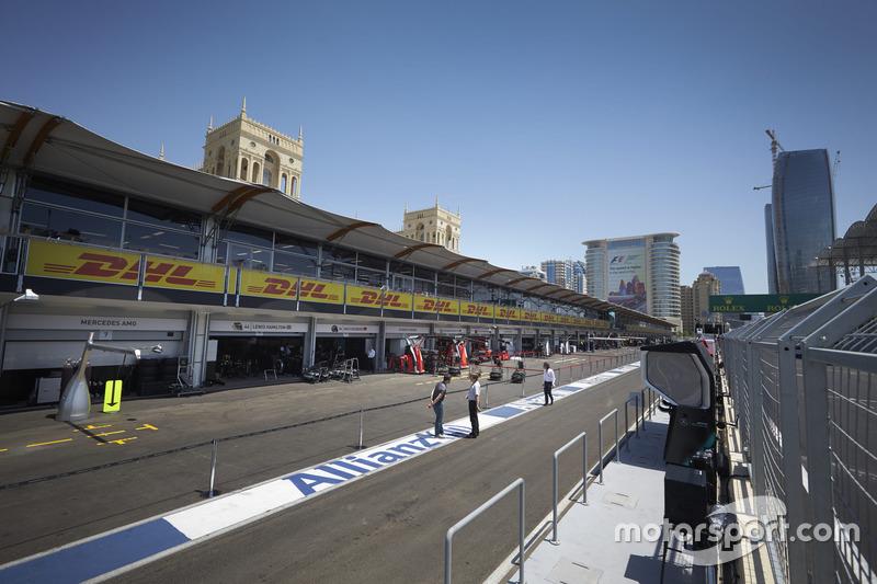 Un circuito que se estrenó en 2016 para albergar el GP de Europa