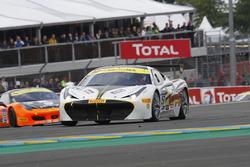 #157 Motor Service, Ferrari 458 Challenge Evo: Tani Hanna