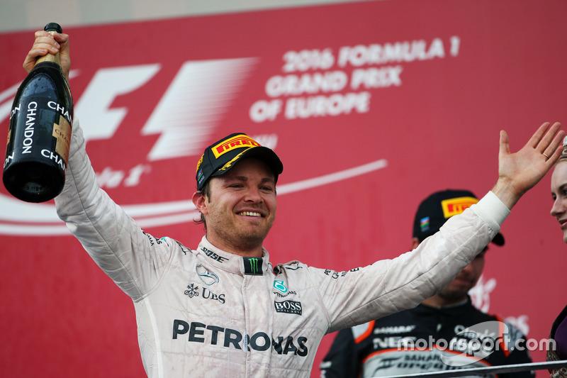 Формула 1 – Великий шолом Ніко Росберга
