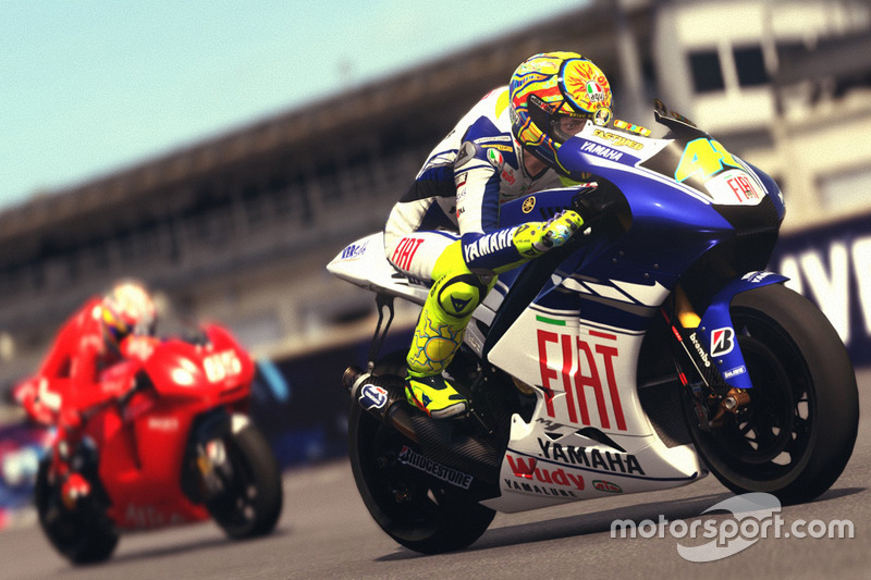 Valentino Rossi : The Game (PC, PS4, Xbox One)