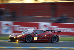 رقم 62 سكوديريا كورسا فيراري 458 إيطاليا: بيل سويدلر، جيف سيغال، تاونسند بيل