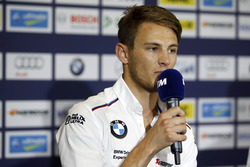 Conferenza stampa: Marco Wittmann, BMW Team RMG, BMW M4 DTM