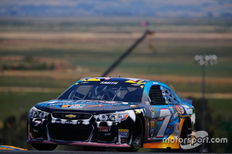 35. Regan Smith, Tommy Baldwin Racing, Chevrolet