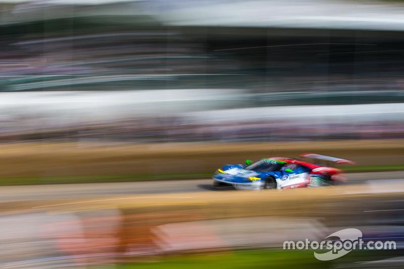 Ford GT LM GTE - Marino Franchitti