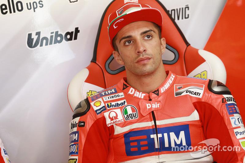 Andrea Iannone (en 2017 correrá con Suzuki Ecstar)