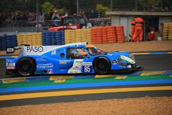 #85 DC Racing Ligier JPS3 - Nissan: Thomas Laurent, Alexandre Cougnaud