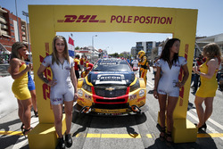 Pole position for Tom Coronel, Roal Motorsport, Chevrolet RML Cruze TC1