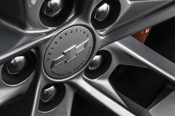 2017 Chevrolet Camaro SS 50th Anniversary Edition