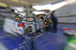 Atmosphere, Andreas Mikkelsen, Anders Jäger, Volkswagen Polo WRC, Volkswagen Motorsport