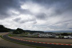 Una vista del circuito