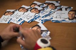 Cartes d'autographe de Julien Ingrassia, Volkswagen Polo WRC, Volkswagen Motorsport