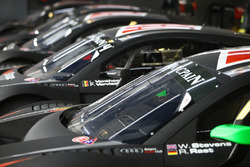 #28 Belgian Audi Club Team WRT Audi R8 LMS Ultra: Will Stevens, Renテゥ Rast