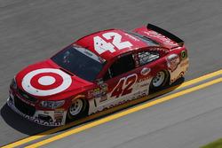 Kyle Larson, Chip Ganassi Racing ChevroletKyle Larson, Chip Ganassi Racing Chevrolet