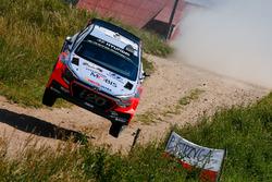 Thierry Neuville, Nicolas Gilsoul, Hyundai i20 WRC, Hyundai Motorsport