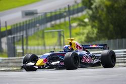 Lindsey Vonn, Formula Renault 3.5 test ediyor