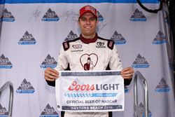 Polesitter David Ragan, Joe Gibbs Racing Toyota
