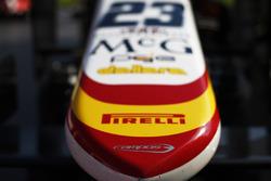 Носовий обтікач боліда Штайна Шотхорста, Campos Racing