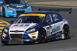 #95 Marc Cars Australia Ford Focus V8: Geoff Taunton, Jason Busk