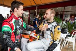 #43 RGR Sport by Morand Ligier JSP2 Nissan: Filipe Albuquerque and #49 Michael Shank Racing Ligier JS P2 Honda: Laurens Vanthoor