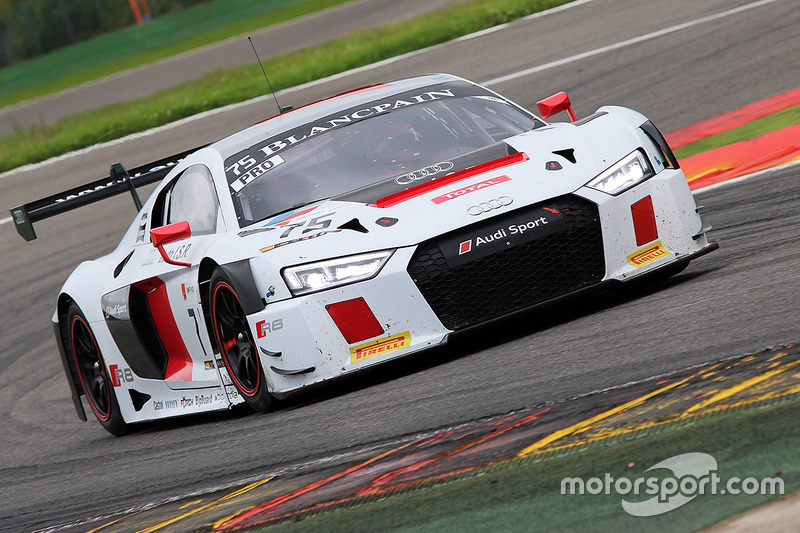 9. #75 ISR, Audi R8 LMS