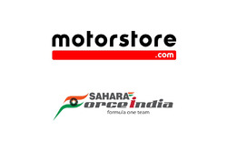 Motorstore.com ve Sahara Force India duyurusu