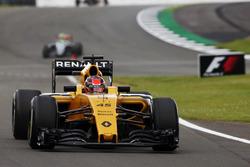 Эстебан Окон, тест-пилот, Renault Sport F1 Team R16