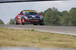 #18 RS1 Porsche Cayman: Dillian Machavern, Remo Ruscitti
