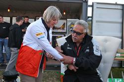 Dr. Vijay Mallya, Sahara Force India F1 Team Owner at the Sahara Force India F1 Team Fan Zone at Woodlands Campsite