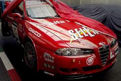 Презентація: Alfa Romeo 156 S2000