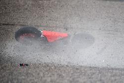 La caduta di Stefan Bradl, Aprilia Racing Team Gresini