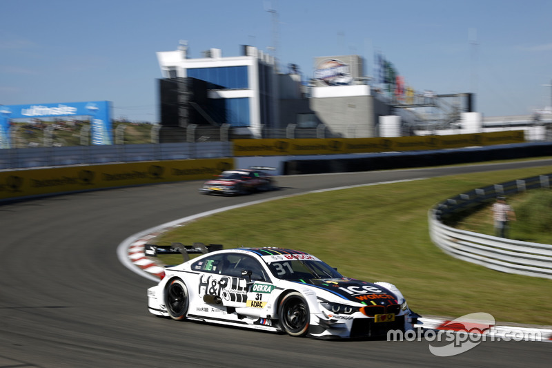 16. Tom Blomqvist, BMW Team RBM, BMW M4 DTM